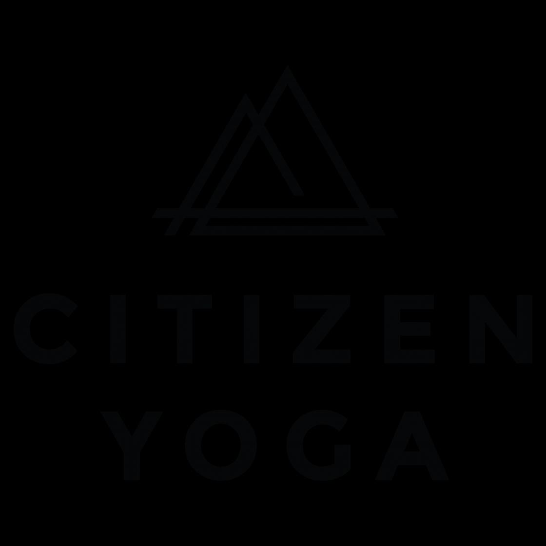 Citizen Yoga logo