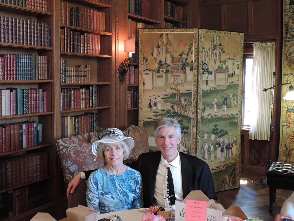 Cranbrook House & Gardens Mothers Day Tour and Tea 2016 - Two Guests