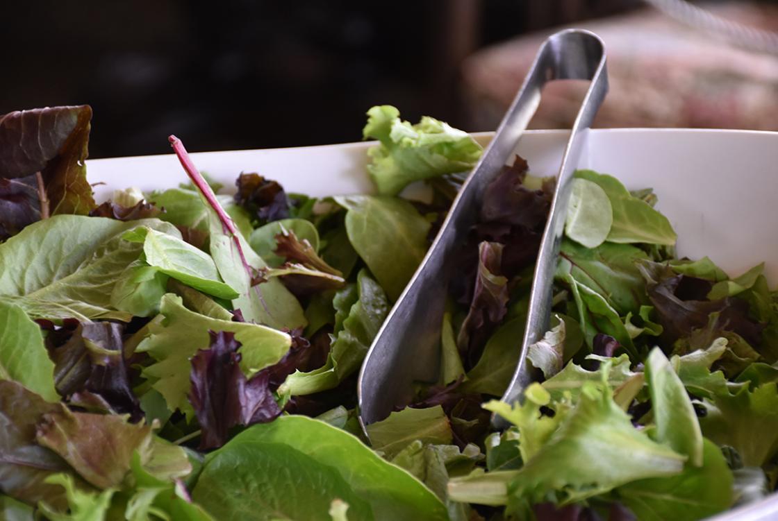 Cranbrook House Lunch Salad 2018