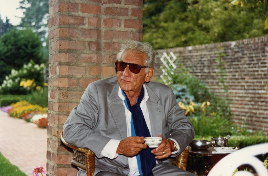 Leonard Bernstein at Cranbrook