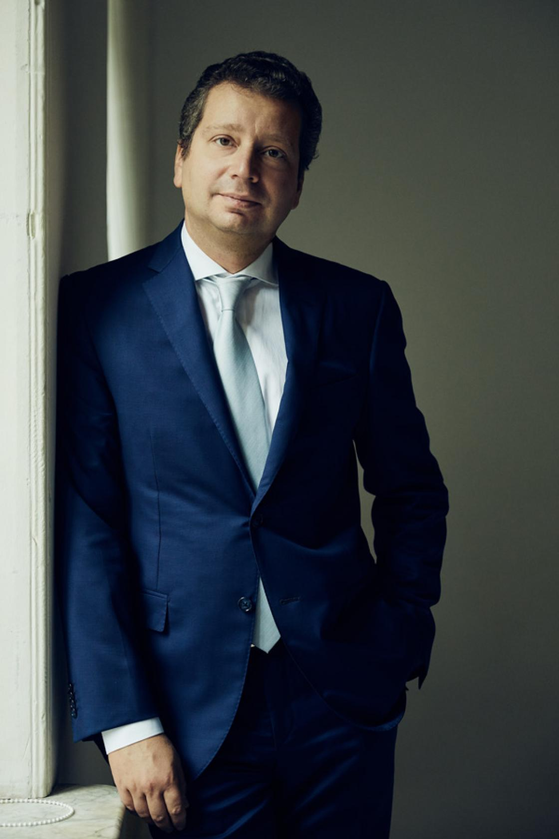 Photograph of Dmitri Makhtin